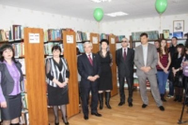 В Липецке открыли библиомаркет