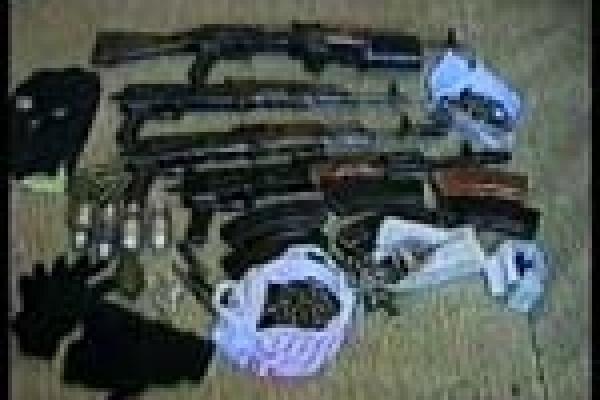 Милиция займется покупкой оружия у «штатских»