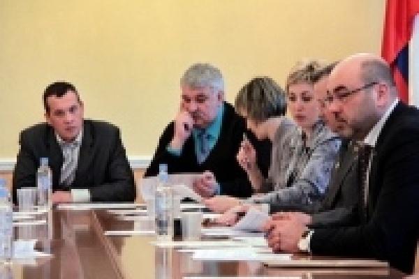 Депутаты присудили премии социальным работникам