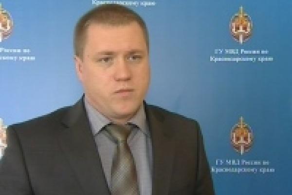 Полицейский, который вместе с генералом Владимиром Виневским был переведен в Краснодар из Липецка, находится под следствием