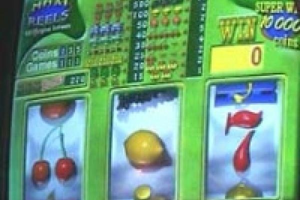 Украли еще один... игровой автомат