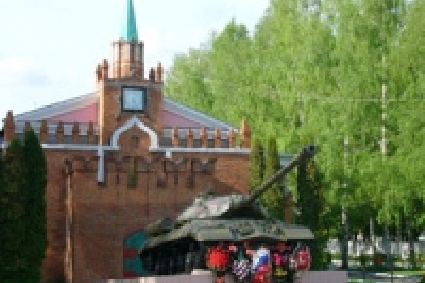 Благоустройство поселка Лев Толстой завершено