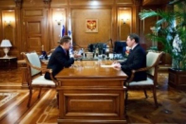 «Газпром» проведет проектные работы по газификации особой экономической зоны «Липецк»