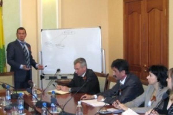 Антон Курочкин предложил разработать концепцию комплексного подхода к поддержанию чистоты в Липецке