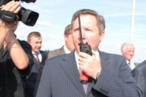 Олег Королев - самый «закрытый» для прессы губернатор Черноземья