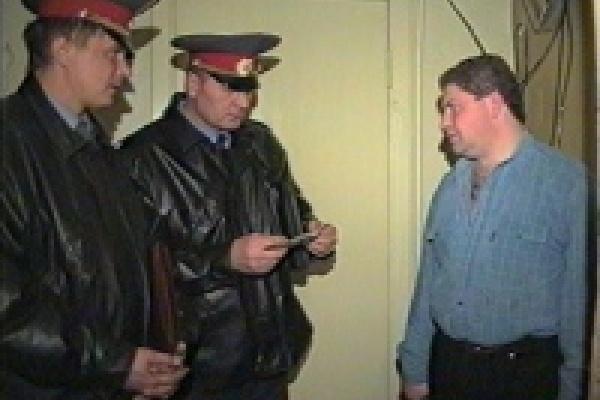 В Липецке и районах области задержаны преступники из соседних государств