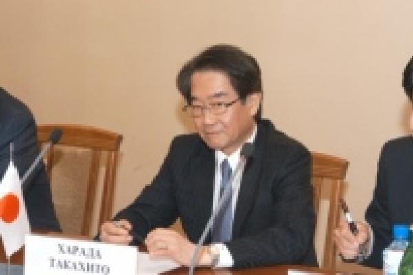 В Липецк приехал посол Японии