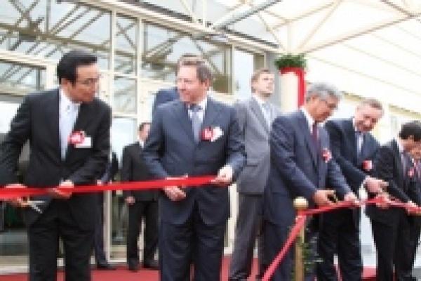 В Липецке открыт завод по производству автомобильных шин Yokohama