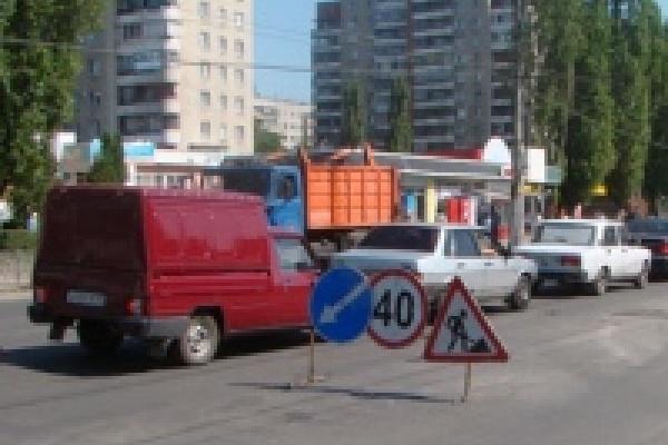 Улица Депутатская ремонтируется по просьбе липчан