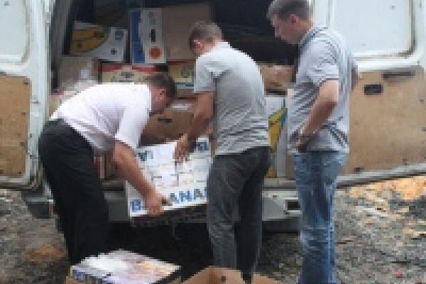 Уничтожена очередная партия контрафактных DVD-дисков