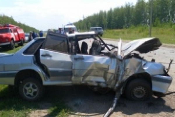 Авария в Данковском районе унесла 3 жизни