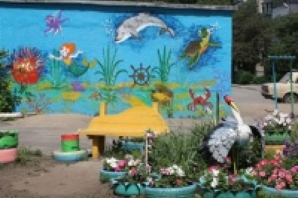 Подведены итоги седьмого муниципального конкурса «Липецкий дворик – 2012»