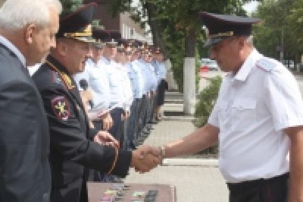 Полиция Липецкой области получила 20 новых машин