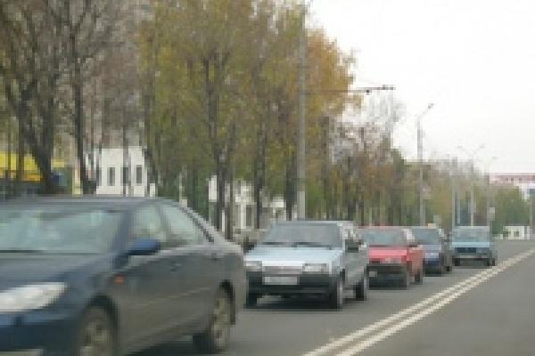 Автомобили все больше отравляют жителей Липецкой области
