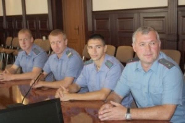 Липецкие полицейские вошли в состав сборной России по мини-футболу среди полицейских команд
