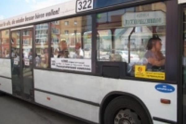 В Липецке водители автобусов стали чаще нарушать правила