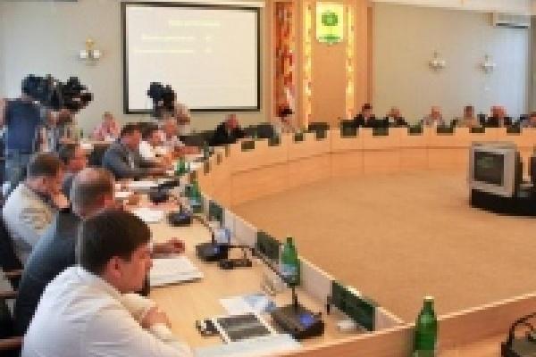 Депутаты высказали претензии к работе департамента градостроительства и архитектуры Липецка
