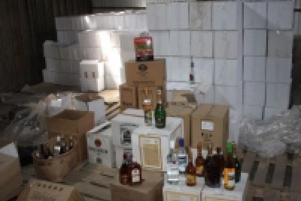 Изъято 10 тонн некачественного алкоголя