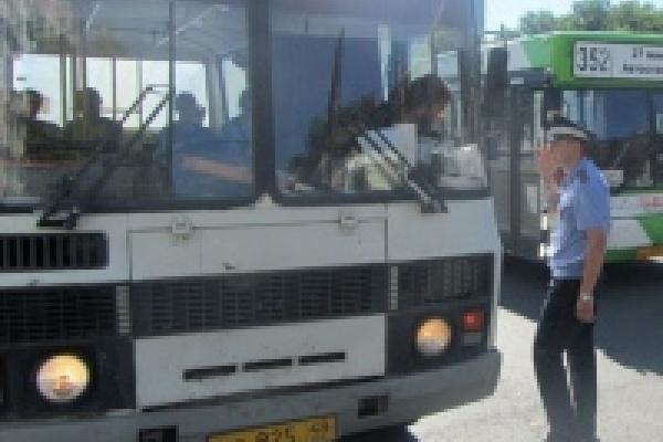 В Липцке начинается операция «Автобус»