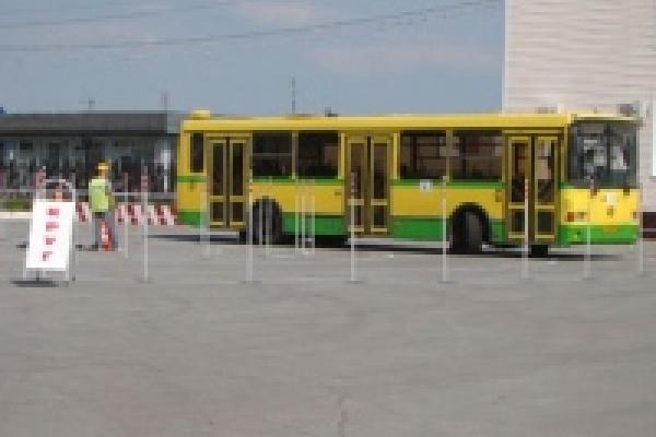 Лучшие водители региона работают на предприятии «Липецкпассажиртранс»