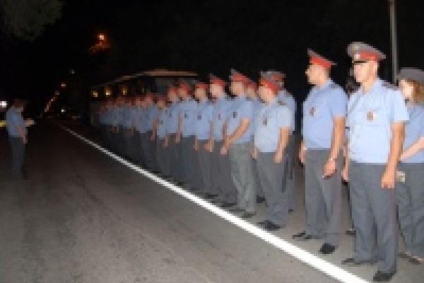 Липецкие полицейские будут охранять авиашоу в Подмосковье