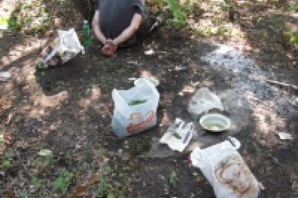 Жителей города Грязи задержали за хранение наркотиков