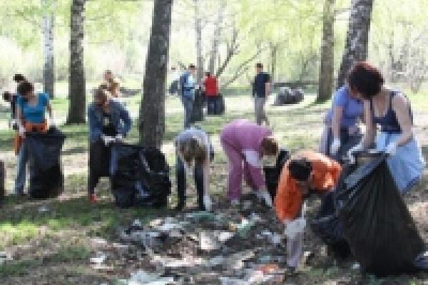 В Липецке пройдет акция «Всероссийская уборка «Сделаем! - 2012»