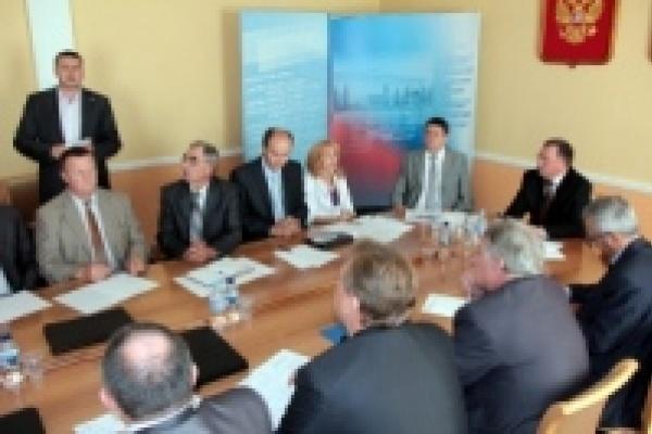 В региональном парламенте обсудили антиалкогольную политику