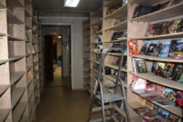 Сотрудниками полиции изъято 10 тысяч контрафактных DVD-дисков