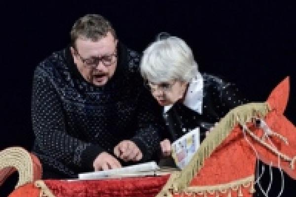 Липецкий драматический театр открывает тринадцатый сезон