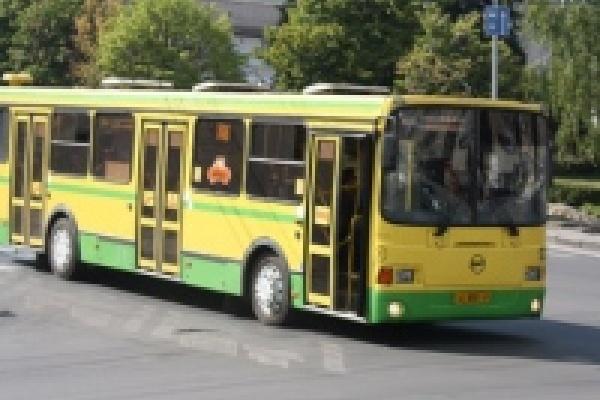 Липецким предприятиям предложат субсидировать часть маршрутов городского транспорта