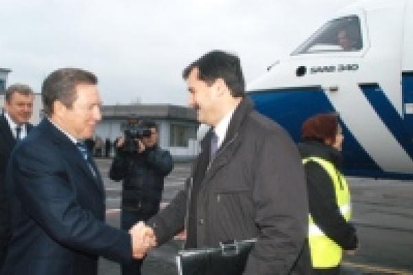 Через год аэропорт «Липецк» сможет принимать международные рейсы
