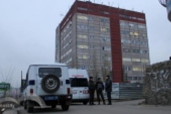 Липецкие полицейские определили, кто «заминировал» здание «Ростелекома»