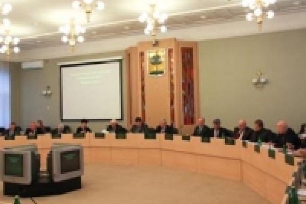 Бюджет Липецка на 2013 год принят в первом чтении