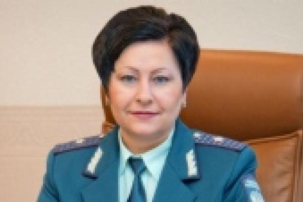 Липчанка возглавила налоговую службу Московской области