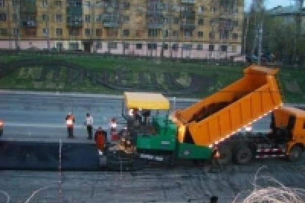 В 2013 году на дороги Липецкой области потратят миллиард рублей