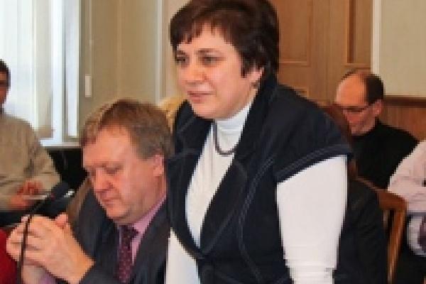 Председателем Счетной палаты Липецка останется Марина Зиборова