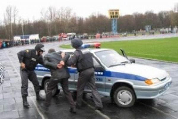 В Липецке задержан уличный грабитель