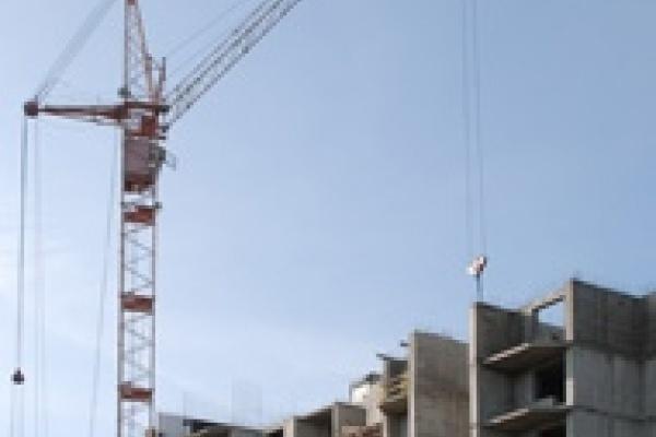Строители возвели жилья больше, чем годом ранее