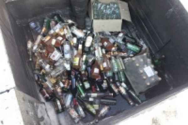 Уничтожено пять тонн отравы