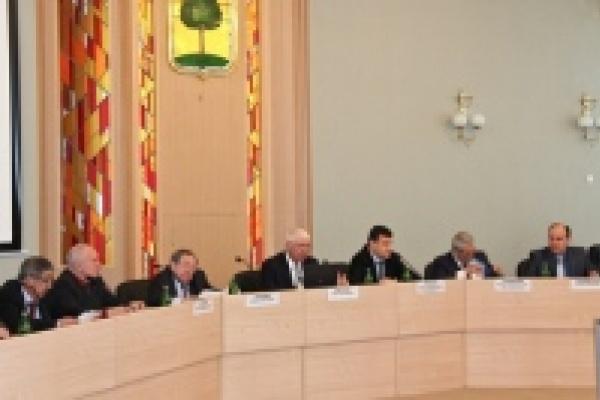 Общественный совет Липецка подвел итоги работы в 2012 году и утвердил план будущих действий