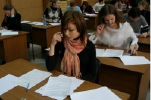 Липецкие школьники сдадут пробный ЕГЭ