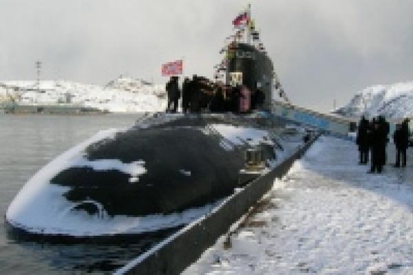 Морякам пожелали безаварийных погружений и всплытий