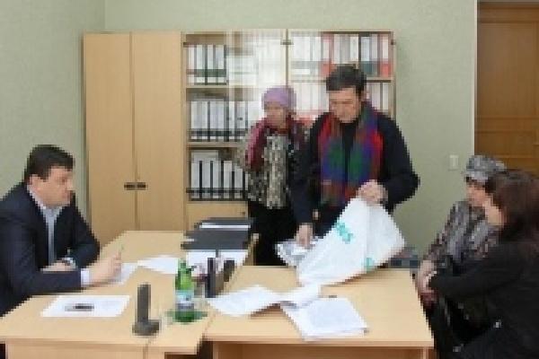 Игорь Тиньков провел прием липчан по личным вопросам