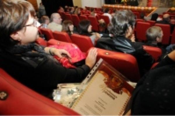 В Липецке отмечают День работника культуры