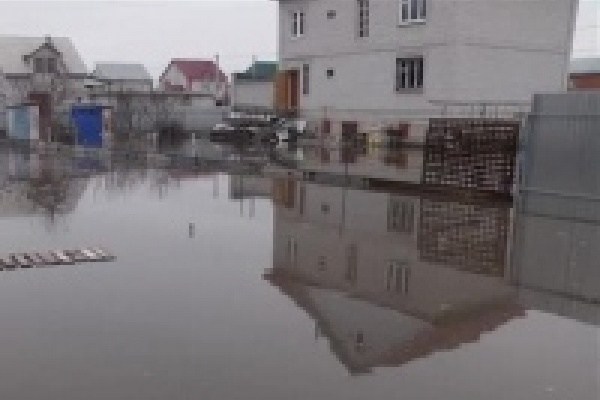 Жители Матырского считают, что их дома затопило по вине ОЭЗ «Липецк»