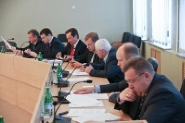 Депутаты горсовета одобрили очередную корректировку бюджета Липецка