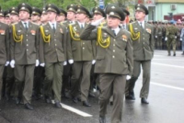 Репетиция парада Победы изменит движение транспорта