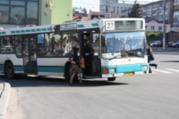 Праздничные мероприятия внесут изменения в работу городского пассажирского транспорта