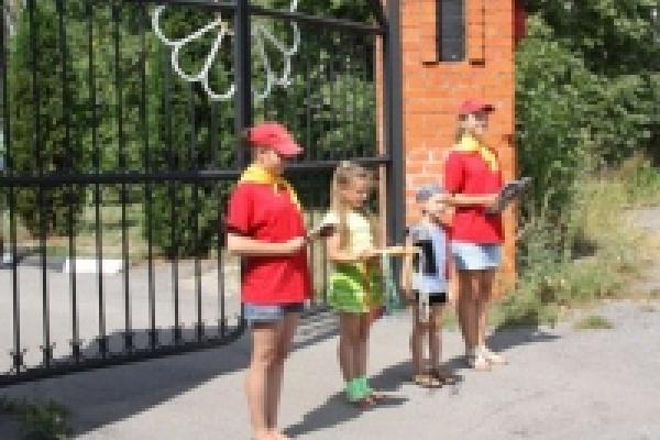 Оздоровительный лагерь «Солнечный» готовится к приему детей